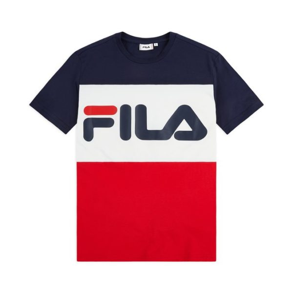 T-SHIRT MANICA CORTA UOMO FILA MEN DAY TEE