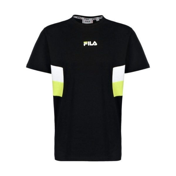 T-SHIRT MANICA CORTA UOMO FILA MEN BARRY TEE