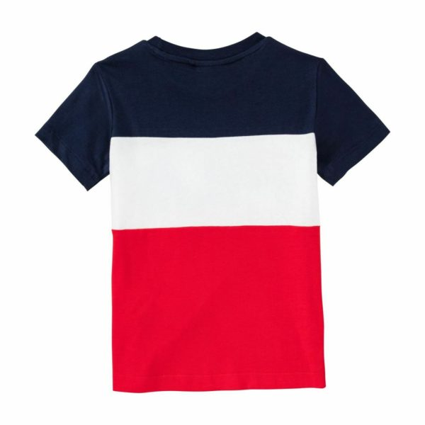 T-Shirt Fila Kids Classic Day Blocked Tee