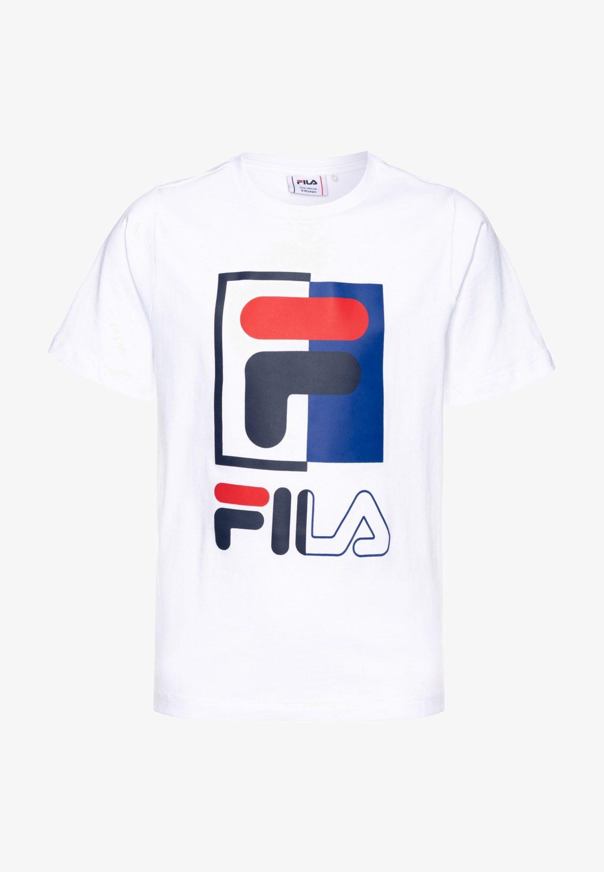 T-Shirt Fila Kids Saku Tee