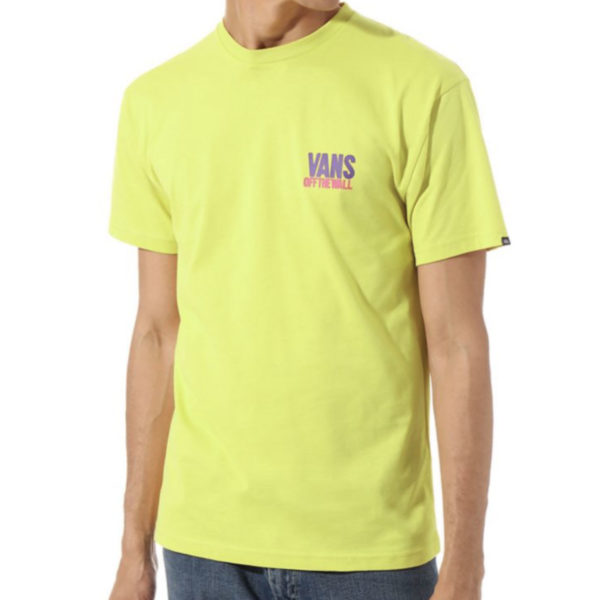 T-Shirt Vans Men Eyes Open SS