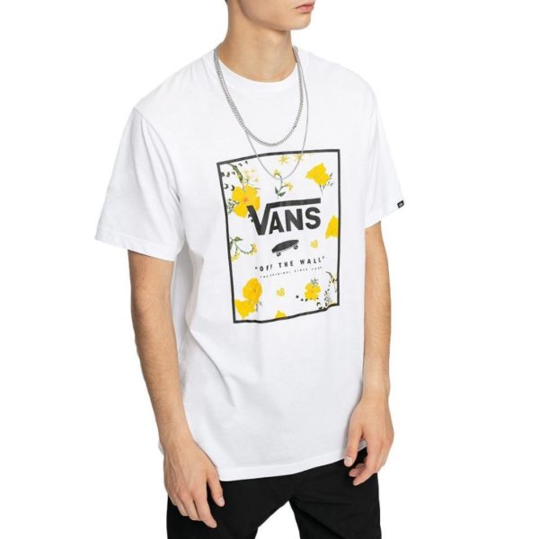 T-Shirt Vans Men Print Box