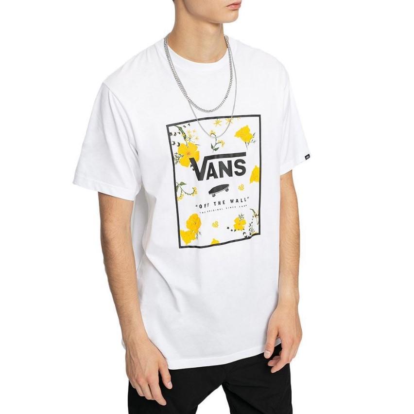 T-Shirt Vans Men Print Box