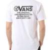 T-Shirt Vans Men Distortion Type SS
