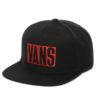 Cappellino Vans Men New Stax Snapback