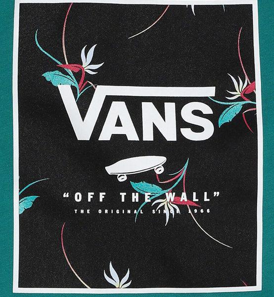T-Shirt Vans Boy Print Box Kids