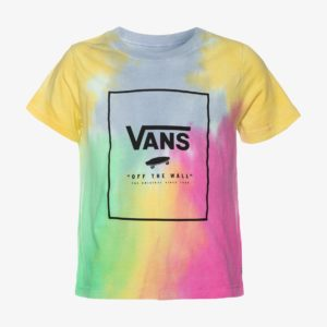 T-SHIRT MANICA CORTA BAMBINO VANS GIRL NETWORKED