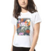 T-Shirt Vans Girl Multi Tropic