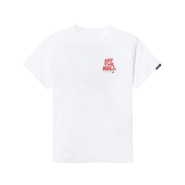 T-SHIRT MANICA CORTA BAMBINO VANS BOY BOARDED UP