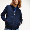 GIACCA CORTA UOMO TOMMY HILFIGER REVERSIBLE BOMBER