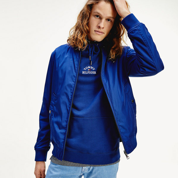 Giacca Tommy Hilfiger Reversible Bomber