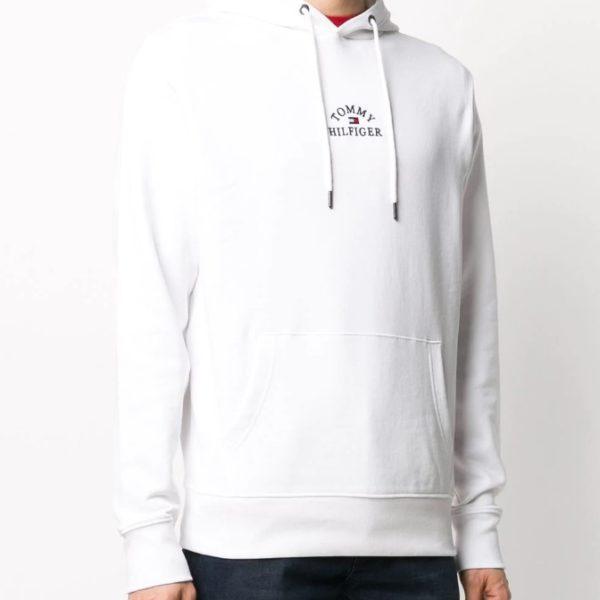 Felpa Tommy Hilfiger Basic Embroidered Hoody