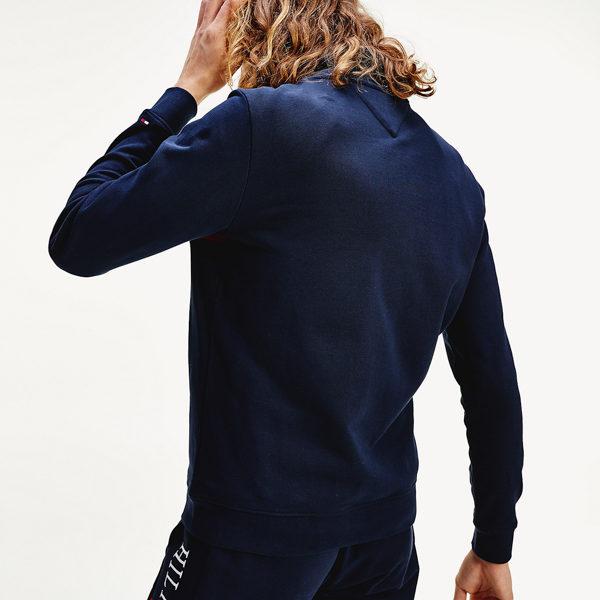 Felpa Tommy Hilfiger Intarsia Sweatshirt