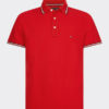 POLO MANICA CORTA UOMO TOMMY HILFIGER TOMMY TIPPED SLIM POLO