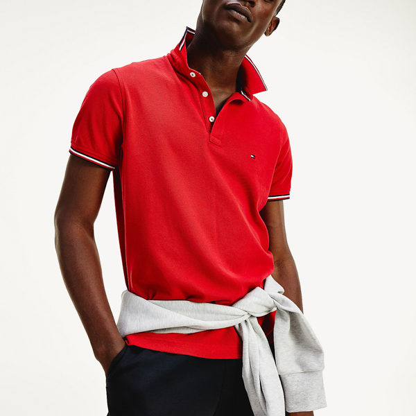 Polo Tommy Hilfiger Tommy Tipped Slim Polo