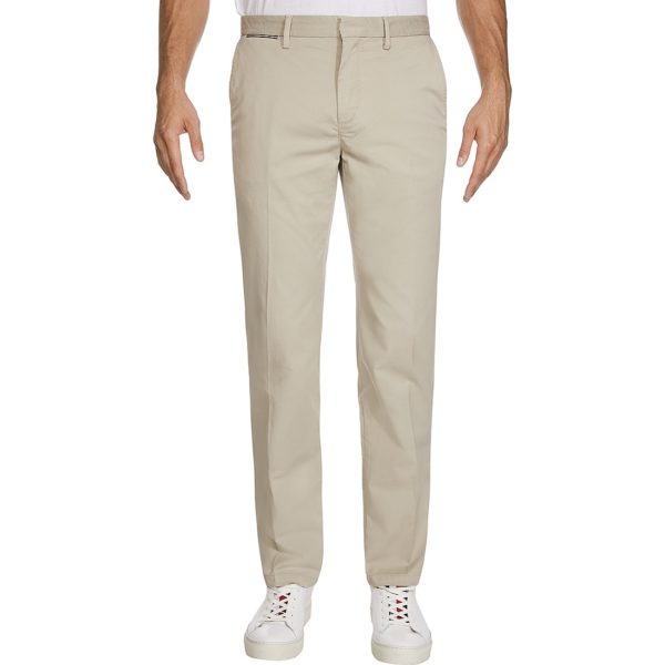 Pantaloni Tommy Hilfiger Denton Chino Summer Twill Flex