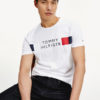 T-Shirt Tommy Hilfiger Rwb Stripe Tee
