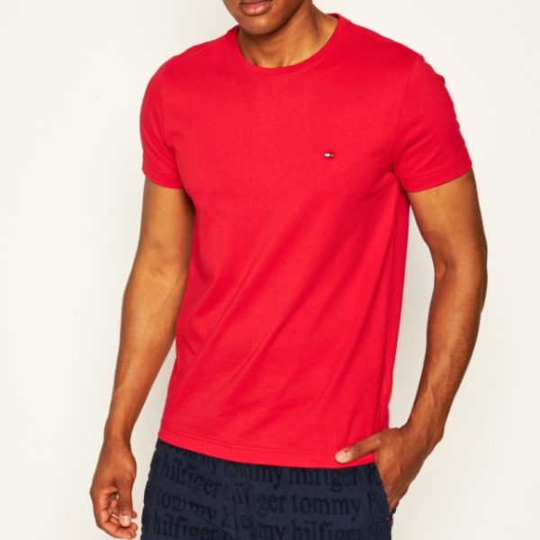 T-Shirt Tommy Hilfiger Essential Cotton Cneck Tee