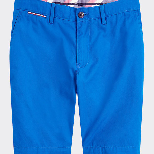PANTALONI SHORTS UOMO TOMMY HILFIGER BROOKLYN SHORT LIGHT TWILL