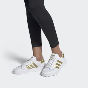 SNEAKERS BASSE DONNA ADIDAS TEAM COURT WOMEN