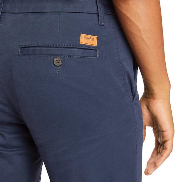 Pantaloni Timberland S-L Straight Twill Chino
