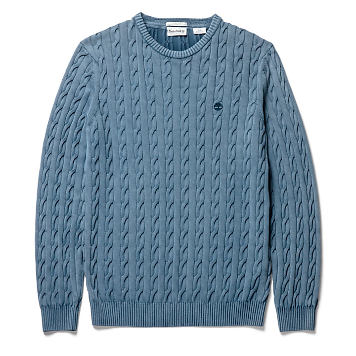Maglia Timberland Washed Cable Sweat