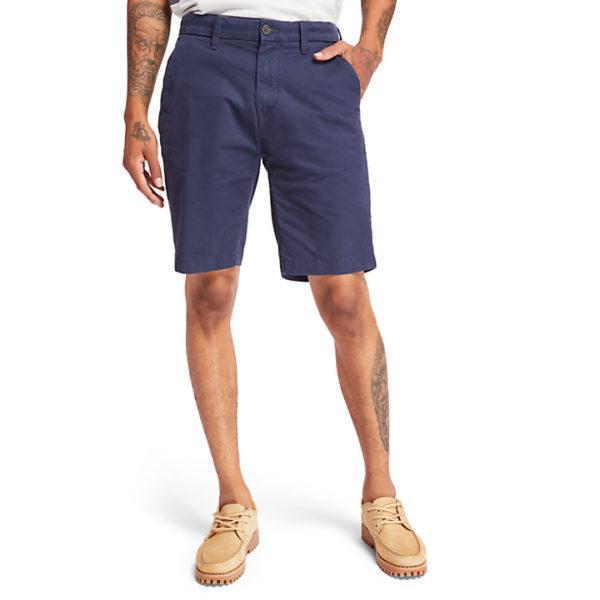 Pantaloni Timberland S-L Straight Twill Chino Short