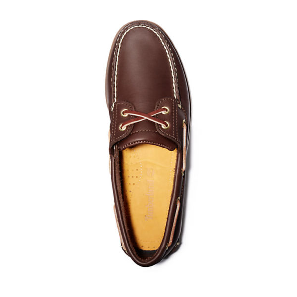 SCARPA UOMO TIMBERLAND MEN`S 2 EYE BOAT SHOE