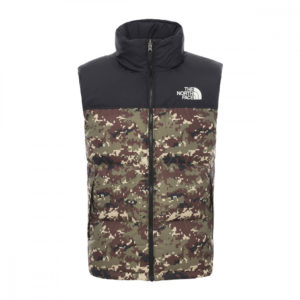 GIACCA SMANICATA UOMO THE NORTH FACE MEN 1996 RETRO NUPTSE VEST