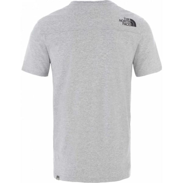 T-Shirt The North Face Men SS Light Tee - EU