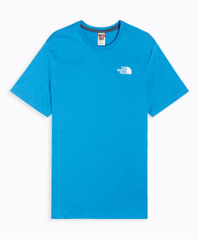 T-SHIRT MANICA CORTA UOMO THE NORTH FACE MEN SS BD GLS - EU