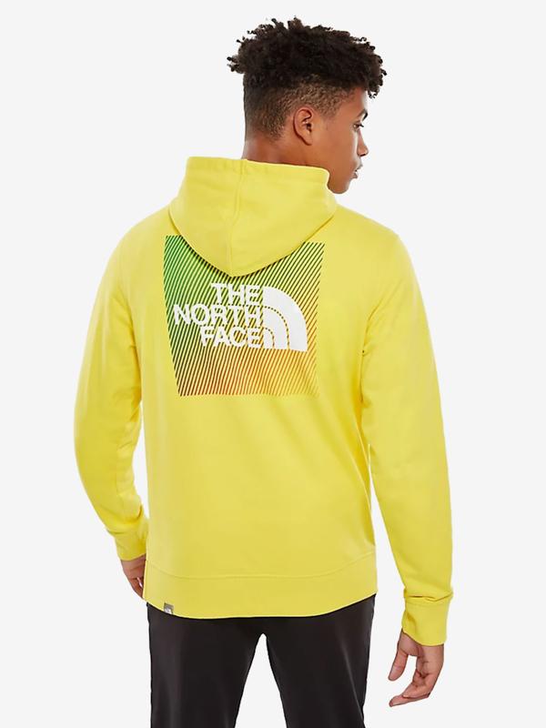 Felpa The North Face Men Graphic Hoodie - EU