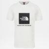 T-Shirt The North Face Men SS Raglan Redbox Tee