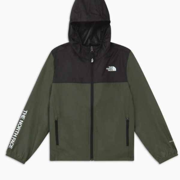 Giacca The North Face Youth Reactor Wind Jacket - EU