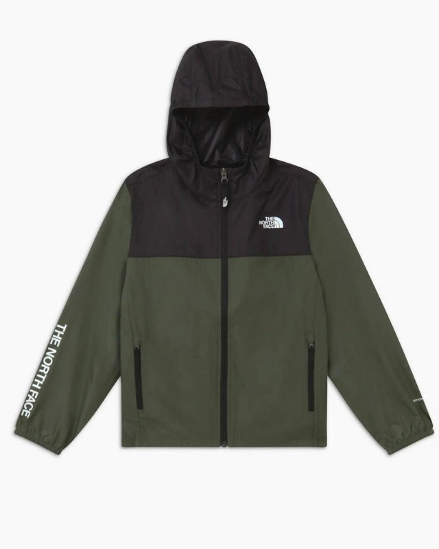GIACCA CORTA BAMBINO THE NORTH FACE YOUTH REACTOR WIND JACKET - EU