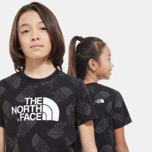 T-SHIRT MANICA CORTA BAMBINO THE NORTH FACE YOUTH SS EASY TEE