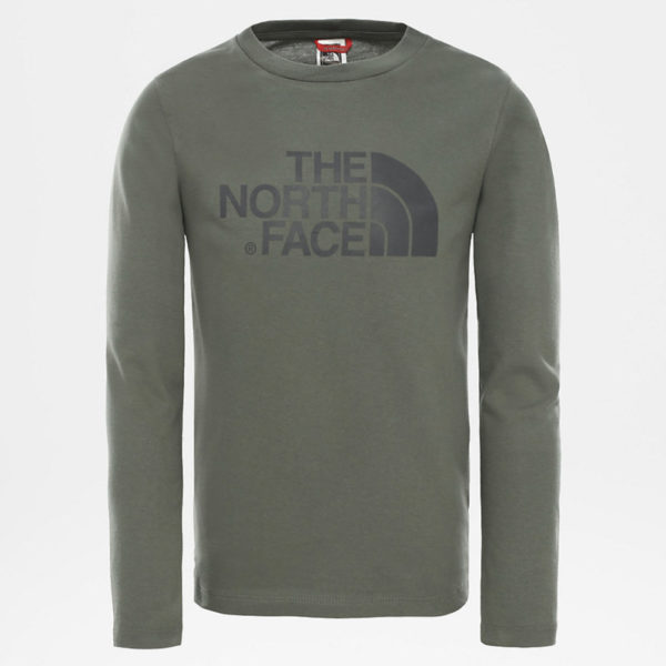 T-Shirt The North Face Youth Easy SS Tee
