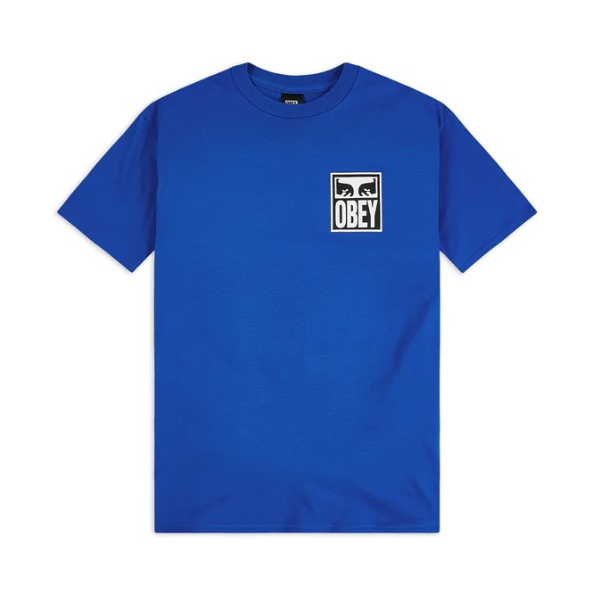 T-Shirt Obey Obey Eyes Icon 2 Basic Tees