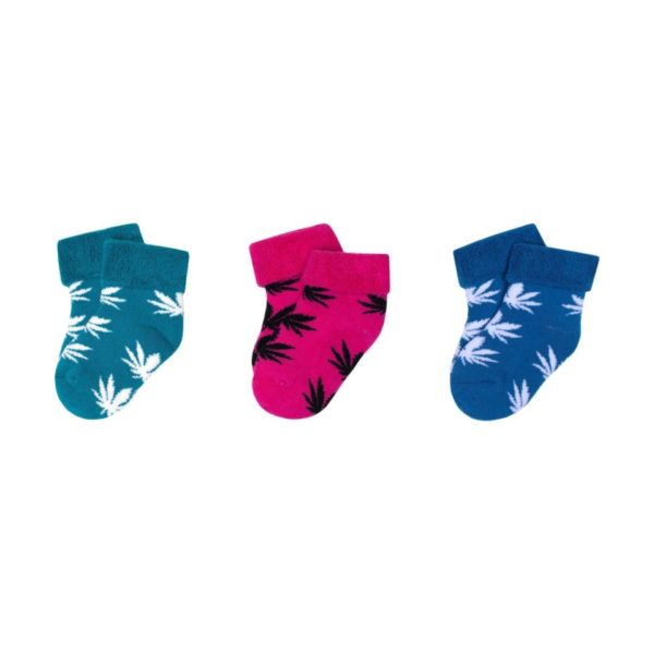 CALZE HUF ESSENTIALS PLANTLIFE BABY SEED SOCKS