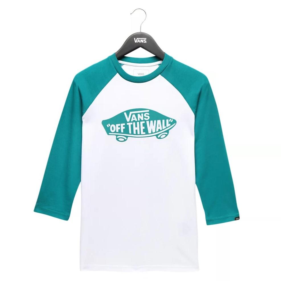 T-Shirt Vans Boy Otw Raglan Boys