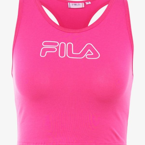 TOP SPORTIVO FILA WOMEN LEONA CROP TOP