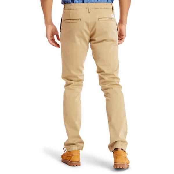 Pantaloni Timberland S-L Ultra Straight Satin Chino