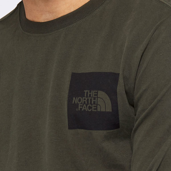 T-Shirt The North Face M L/S Fine Tee