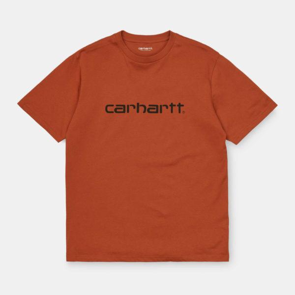T-SHIRT MANICA CORTA UOMO CARHARTT S/S SCRIPT T-SHIRT