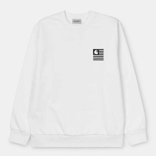 Felpa Carhartt State Chromo Sweatshirt