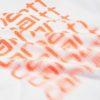 T-SHIRT MANICA CORTA UOMO CARHARTT S/S FADING SCRIPT T-SHIRT