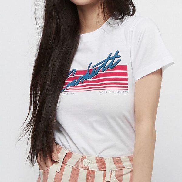 T-Shirt Carhartt W` S/S Horizon T-Shirt