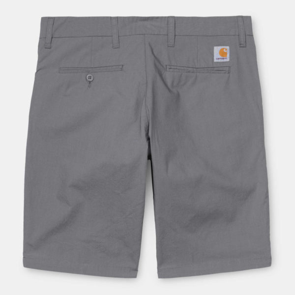 Pantaloni Carhartt Sid Short Rinsed