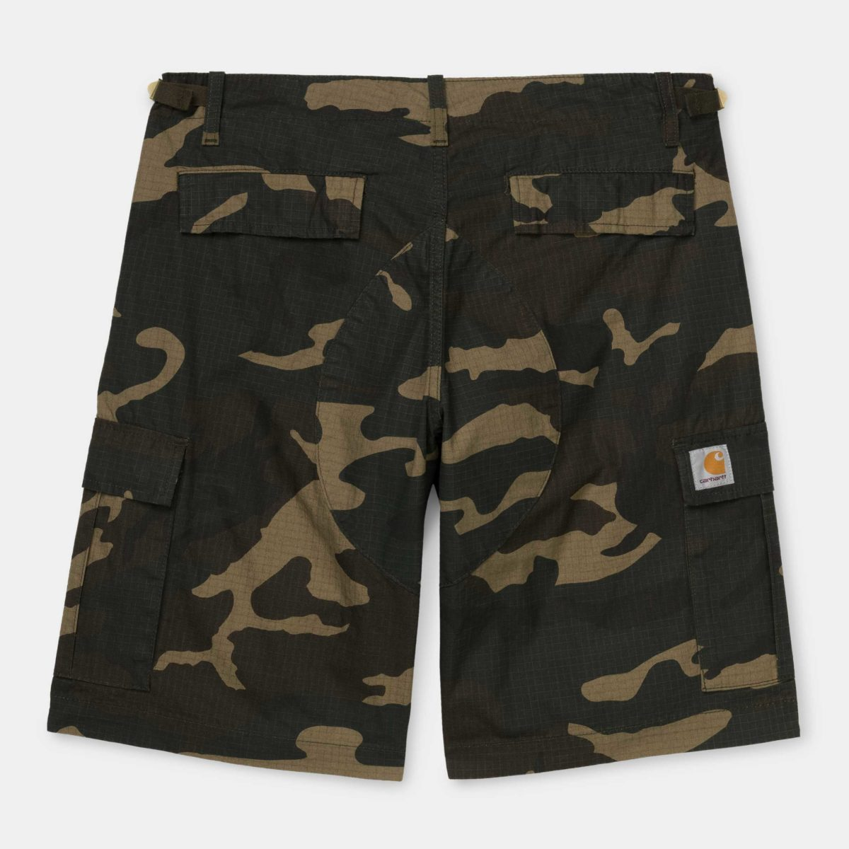 PANTALONI SHORTS CARHARTT UOMO AVIATION SHORT RINSED