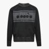 Felpa Diadora Sweatshirt Crew Spectra Used
